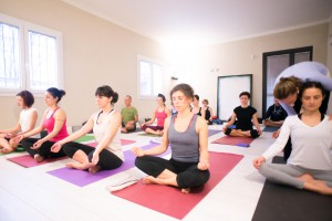 Yoga Modena Workshop Elena 2014